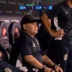 Maradona and his crew doing the good ol´ cocaine