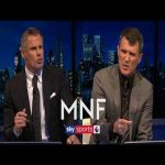 Roy Keane & Jamie Carragher argue over a Liverpool 2020 and Utd 1999 combined XI