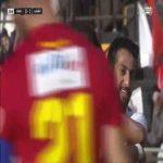 Al-Shabab [1] - 0 Damac — Seba 17' (PK) — (Saudi Pro League - Round 19)