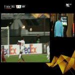 CFR Cluj 1-0 Sevilla - Ciprian Ioan Deac penalty 58'