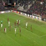 CFR Cluj 1-[1] Sevilla - Youssef En Nesyri 82'