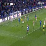 Getafe 1-0 Ajax - Deyverson 37'
