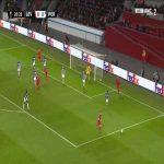 Leverkusen 1-0 FC Porto - Lucas Alario 29'