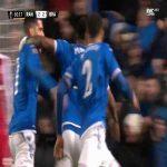 Rangers [3] - 2 Braga - Hagi 82'