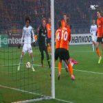 Shakhtar 1-[1] Benfica - Pizzi penalty 66'