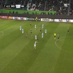 Wolfsburg [1] - 1 Malmo - Brekalo 49'