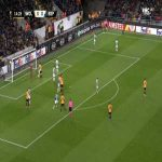 Wolves 1-0 Espanyol - Diogo Jota 15'