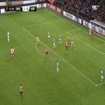 Wolves [2] - 0 Espanyol - Neves 52' (great goal)