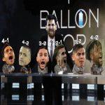 6 Ballon d´Or