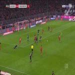 Bayern 1-0 Paderborn - Serge Gnabry 25'