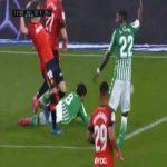 Betis [1]-1 Mallorca - Sergio Canales penalty 19'