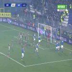 Brescia 1-0 Napoli - Jhon Chancellor 27'