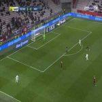 Nice 2-[1] Brest - Samuel Grandsir 45'