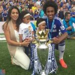 "Willian: ""If you ask my wife if she wants to leave London, she'll say no. My daughters feel the same way. Of course, Brazil is Brazil, right? It's our home, our culture. We always feel good when we go there on holiday and see family and friends. But London is my second home."""