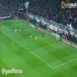 Besiktas 0-1 Trabzonspor - Alexander Sorloth 5'