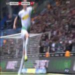 Borussia M'gladbach 1-0 Hoffenheim - Matthias Ginter 11'