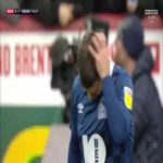 Brentford 0-1 Blackburn - Adam Armstrong 11'