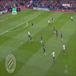Chelsea 2-[1] Tottenham : Rudiger OG 89'