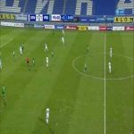 Dynamo Kyiv [2]-1 Vorskla Poltava - Benjamin Verbič 90+1'
