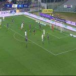 Fiorentina 0-1 Milan - Rebić 56'