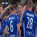 Piast Gliwice 1-0 Cracovia - Sebastian Milewski 59' (Polish Ekstraklasa)