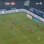 Schalke 04 0-4 RB Leipzig - Angeliño 81'