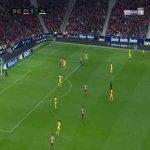 Atlético Madrid [1]-1 Villarreal - Angel Correa 40'