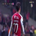 Braga [3]-1 Vitoria Setubal - Trincao 90'+7'