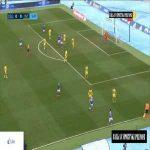 Dinamo Zagreb 1-0 Inter Zaprešić - Marin Leovac 6'