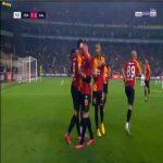 Fenerbahce 1-[2] Galatasaray - Radamel Falcao penalty 80'