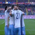 Genoa 0-1 Lazio - Adam Marušić 2'