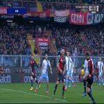 Genoa [2]-3 Lazio - Domenico Criscito PK 90'