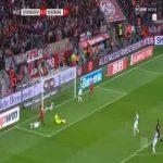 Leverkusen 1-0 Augsburg - Moussa Diaby 25'