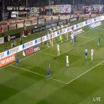 PAOK 0-1 Olympiacos Piraeus - Dimitris Giannoulis OG 49'