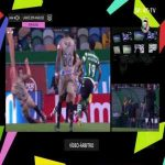 Sporting penalty shout vs Boavista - Ricardo Costa tackle on Plata