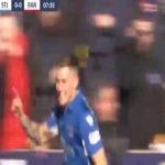 St Johnstone 1-0 Rangers - Callum Hendry 8'