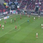Stade Rennais 0-1 Nîmes Olympique - Nolan Roux 1'