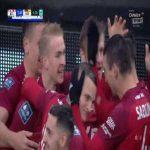 Wisła Kraków 1-0 Korona Kielce - Aleksander Buksa 5' (17 y.o., Polish Ekstraklasa)