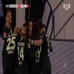 Wolfsburg 3-0 Mainz - Yannick Gerhardt 49'