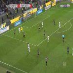 Frankfurt 0-1 Union Berlin - Sebastian Andersson 49'