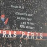 "PSG ultras: ""Kombouaré, Gino, Raï, they had a winning mentality. Silva, Mbappé, Neymar - scared of winning? Grow some balls."""