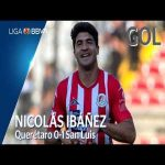Queretaro 0 - [1] Atlético San Luis (N. Ibáñez 16')