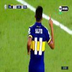 Toto Salvio golazo - Boca Juniors [2]-0 Godoy Cruz