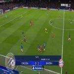 Chelsea 0-[3] Bayern : Lewandowski 76'