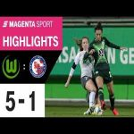 [Frauen-Bundesliga] VfL Wolfsburg 5-1 FFC Turbine Potsdam | 15. Spieltag, 19/20 | Highlights