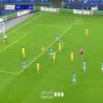 Napoli 1-1 Barcelona: Marc-Andre ter Stegen crucial save 63'