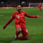 "Serge Gnabry ""London is still red"""