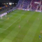 Braga 0-1 Rangers [2-4 on agg.] - Ryan Kent 61'