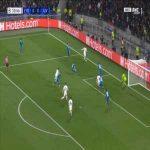 Lyon 1-0 Juventus - Lucas Tousart 31'