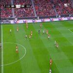 Benfica 1-[1] Shakhtar [2-3 on agg.] - Junior Moraes 12'
